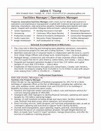 Animal Facility Manager Sample Resume After School Tutor Sample Resume