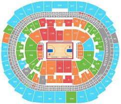 Staple Center Seating Chart View Www Bedowntowndaytona Com