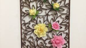 Quilling Home Decor How To Make A Beautiful Paper Wall Decoration Diy Home Tutorial
