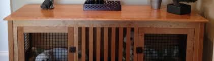 wooden dog crate furniture. Wooden Dog Crate Furniture D
