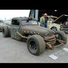 best 25 rat rod trucks ideas