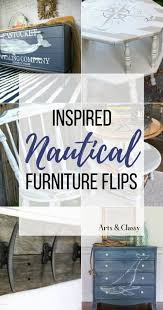 Image Decor Ideas Check Out These 15 Nautical Furniture Flips Diy Furniture Inspiration With Coastal Flair How Optampro Nautical Furniture Flips Youve Got To