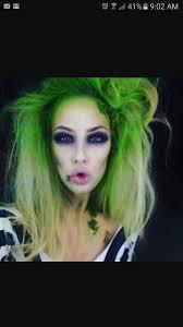 y beetlejuice makeup
