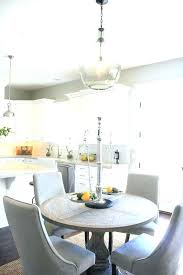 white round kitchen table and chairs awesome dining tables inspiring gray round dining table gray round