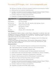 Download Environmental Test Engineer Sample Resume