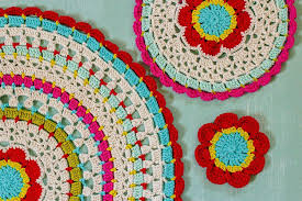 Crochet Circle Pattern Stunning 48 Mandala Crochet Patterns To Bust Your Stash