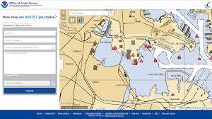 Noaa Chart Updates E Navigation Page 2 News Updates