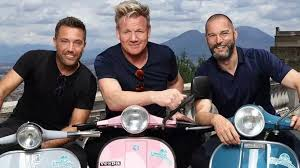 Gordon, Gino and Fred: Christmas Roadtrip Is On TV Tonight - LADbible