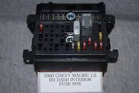 2000 chevy bu ls rh dash interior fuse box oem 10 15 image is loading 2000 chevy bu ls rh dash interior fuse