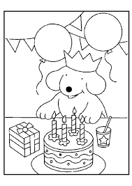 Alles Voor Je Verjaardag Taart Drinken En Een Kado Birthday