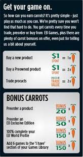 Eb World Level Chart Keep The Stick Eb Games Earns Customer Loyalty With Carrots