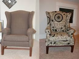 Disclaimer: I'd never reupholstered anything before this chair, but I had  the gumption to take on the project anyway. There is not a lot of  extraordinary ...