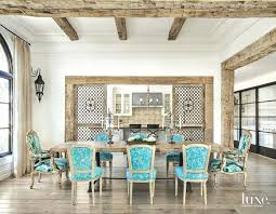 laurel interior turquoise dining room chairs table rooms