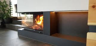 öfen Mit Innovativem Und Modernem Design Ofensetzter