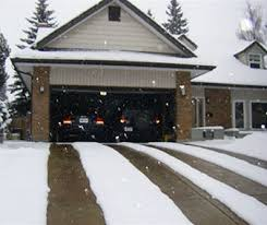 electric heated driveway. Delighful Heated Heated Driveway With Four Heated Tire Tracks Intended Electric Driveway E
