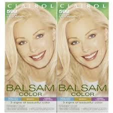 Clairol Balsam Hair Color Ultra Light