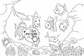 Small Picture Rainbow Coloring Pages Printable By Number Rainbow And Sun