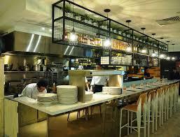 Restaurant open kitchen Small Open Kitchen Restaurant Concept Google Search Kitchens Fancy New Boardartbenefitcom Open Kitchen Concept Restaurant 3265