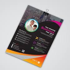 business flyer design templates caracas creative business flyer design template graphic