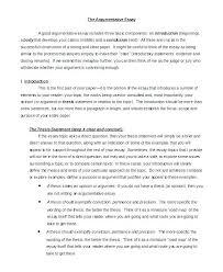 high school outline format argumentative essay outline example 5 paragraph argumentative essay