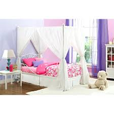princess canopies for beds metal twin carriage bed canopy .