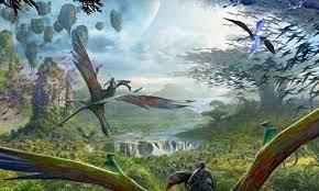 El parque temático de Avatar abrirá sus puertas el próximo verano