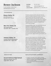 Amazing Hybrid Resume Contemporary Entry Level Resume Templates