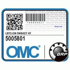 omc lnyd ign sw key ay 5005801 lnyd ign sw key ay