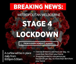 For context, residents of melbourne will face an extremely harsh lockdown for five days, much like they did for almost four months last year. Significant Changes For Both Metro And Gary Blackwood Mp Facebook