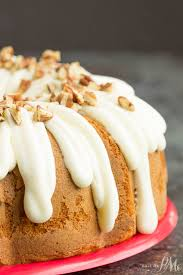 Pecan Banana Cake Mix Cake