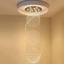 modern crystal ceiling chandeliers indoor pendant light hanging lights lamp lighting fixtures