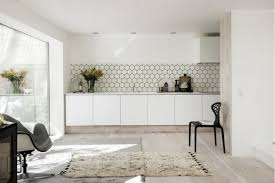 paper kitchen walls