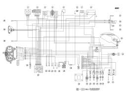 2000 m900ie starter solenoid or starter relay test wiring diagram for the monster 1 r h switch 2 key switch 3 ignition relay 4 fuse box 5 flasher 6 starter motor 7 starter solenoid 8 battery Â