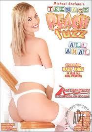Annie cruz teenage peach fuzz