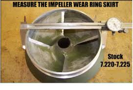 American Turbine Impeller Chart Stainless Steel Impellers