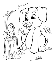 Puppy coloring pages realistic see more images here : Top 30 Free Printable Puppy Coloring Pages Online