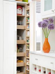 Kitchen: Spacious Walk In Kitchen Pantry Design - Kitchens