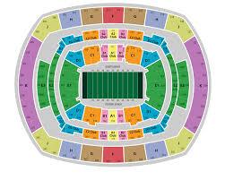 Metlife Stadium Seating Chart 2014 Super Bowl Tickets Metlife Stadium Seating Chart And
