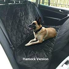 back seat cover bench car seat covers pet dog car rear bench back seat cover mat waterproof hammock style