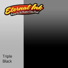 Eternal Ink Color Chart Triple Black Basic Color