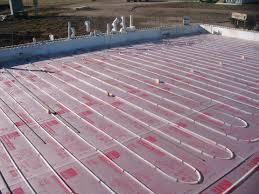 radiant floor heating services viking