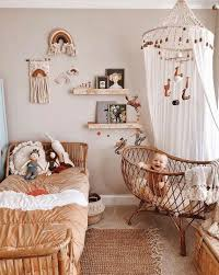 Pin by Ashlee Porter on baby fever in 2020 | Boho kids room, Children room  girl, Baby decor