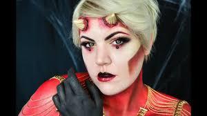 devil makeup tutorial 2017