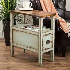 4 classy yet affordable diy side table ideas