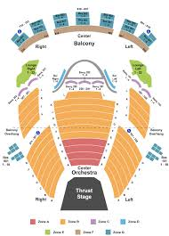 Four Seasons Centre Performing Arts Toronto Seating Chart Buy The Nutcracker Tickets Seating Charts For Events