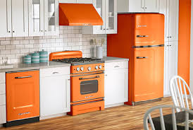 Stunning Retro Style Kitchen Appliances and Big Chill Retro Appliances
