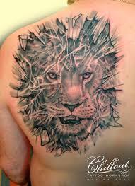 татуировки на спине Chillout Tattoo Workshop