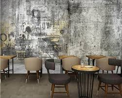Aangepaste 3d Foto Behang Voor Muren 3 D Nostalgie Complexe Oude