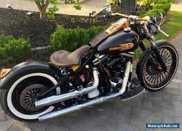 harley davidson bobber for sale luxury harley davidson fat boy for