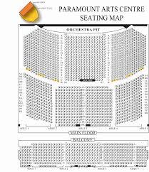 Paramount Theater Asbury Park Seating Chart Paramount Theater Seating Chart Denver Accurate Beacon